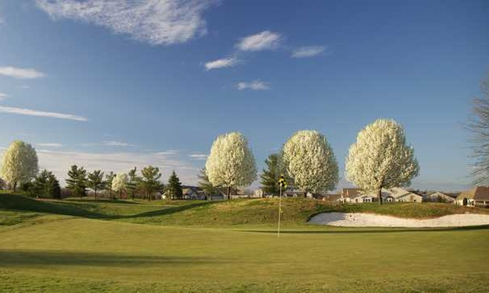 Online Booking - Round of Golf at Linfield National Golf Club