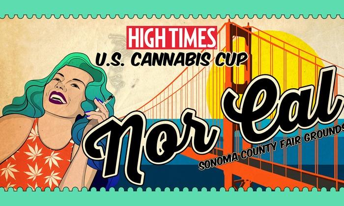 """High Times"" U.S. Cannabis Cup NorCal - South Park: ""High Times"" U.S. Cannabis Cup NorCal - Sunday June 4, 2017 / 11:30am-9:00pm"