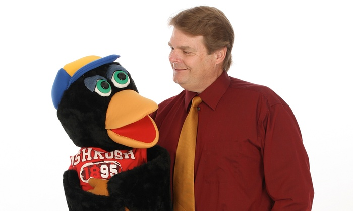 JCC of the East Bay - North Berkeley: Ventriloquist Steve Chaney at JCC of the East Bay