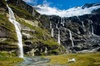 Helicopter Picnic at Middle Earth Waterfalls from Queenstown