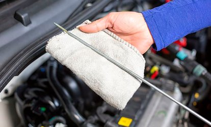 $45 For A Full Synthetic Oil Change Plus Tire Rotation (Reg. $90)