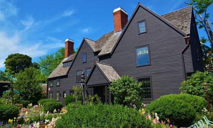 Brush Hill Tours / Gray Line of Boston - Boston: Salem Witch City Day Trip From Boston