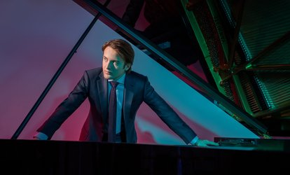 image for San Francisco <strong>Symphony</strong>: Trifonov Plays Rachmaninoff - Friday, Jun 22, 2018 / 8:00pm