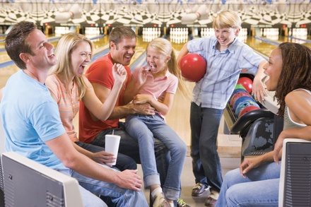 $19.50 For 2 Hours Of Cosmic Bowling For 2 (Reg. $39)