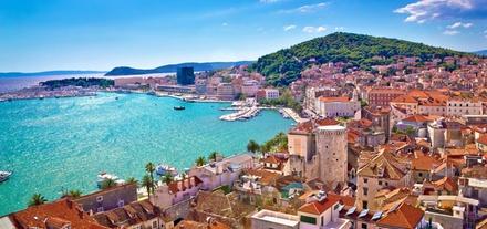 ✈ CROATIA   Split Hotel President Split 4* Free upgrade