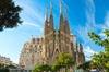 Evite las colas: Visita guiada al Parque Güell y La Sagrada Familia