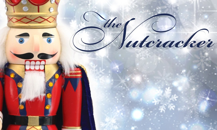 The Georgia Ballet's The Nutcracker at Jennie T. Anderson Theatre - Cobb Civic Center