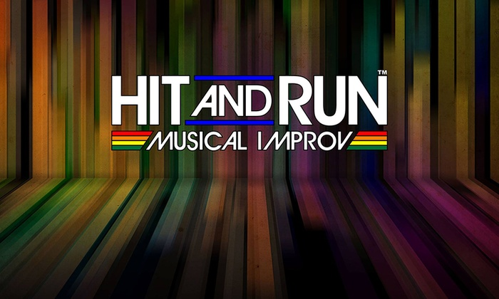 Voodoo Comedy Playhouse - Voodoo Comedy Playhouse: Hit and Run: Musical Improv
