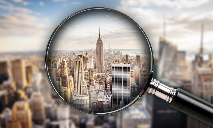 Various New York Locations - POGO Events - New York: The Amazing New York Scavenger Hunt