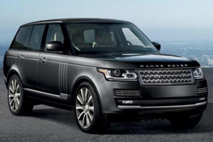 Range Rover City Tour in London (London)