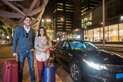 Private Departure Transfer: Washington DC (any accommodation) to Dulles Airport