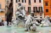 Tour a piedi semi-privato di 2 ore delle fontane e piazze di Roma