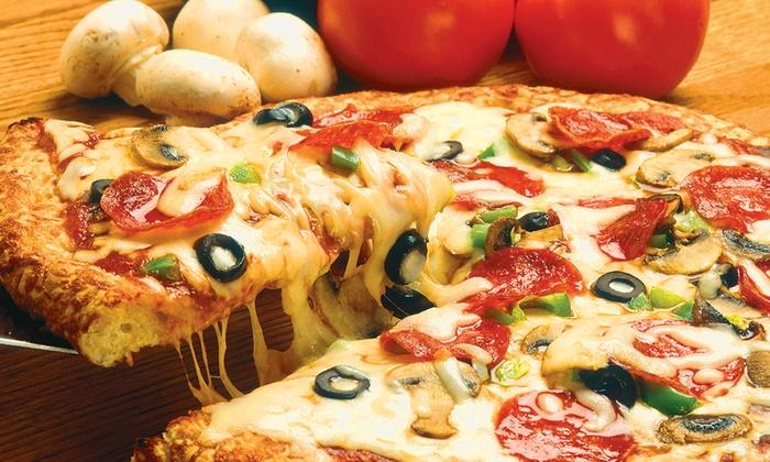 $10 for $20 Worth Pizza & Italian Cuisine