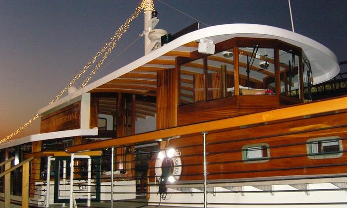 Yacht Manhattan - New York: Holiday Brunch Cruise on the Yacht Manhattan at Yacht Manhattan