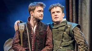 "National Theatre Live Screening: ""Rosencrantz and Guildenstern Are Dead"": National Theatre Live Screening: ""Rosencrantz and Guildenstern Are Dead"" - Thursday September 28, 2017 / 7:00pm"