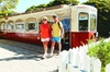 Rottnest Island Oliver Hill Train and Tunnel Day Trip from Fremantle