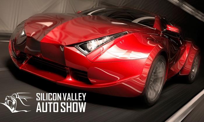 Silicon Valley Car Show Discount