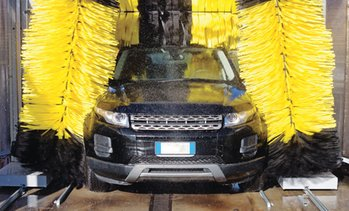 $12.50 For The Platinum Car Wash (Reg. $25)