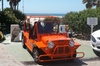Self-Guided Santa Monica Tour in a Moke Electric Car Rental
