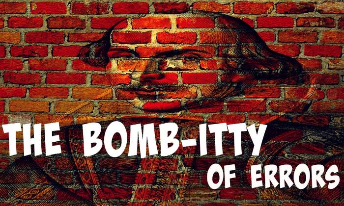 The Bomb-itty of Errors