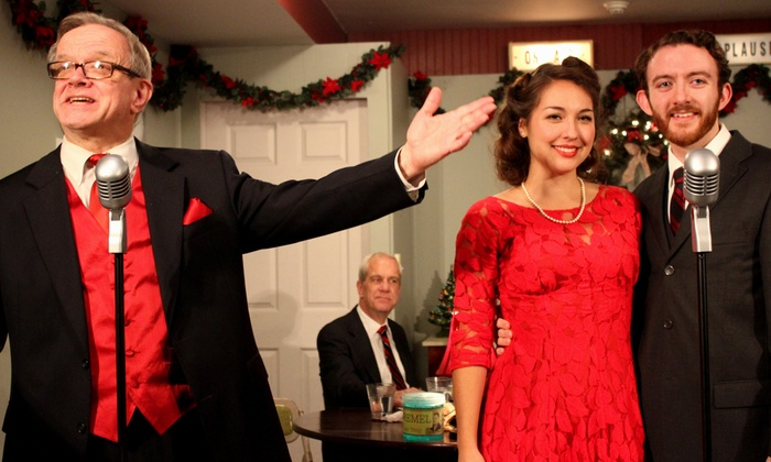 Oil Lamp Theater - Glenview: It's a Wonderful Life: A Live Radio Play at Oil Lamp Theater