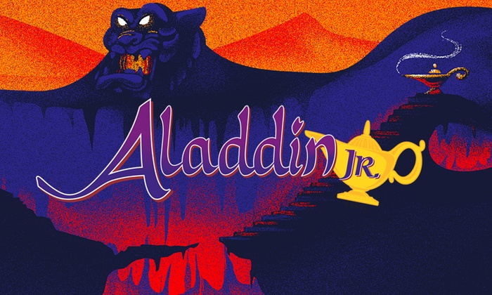 Bucks County Playhouse - Glen Afton and The Island: Aladdin Jr. at Bucks County Playhouse