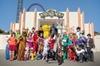 Movie World Theme Park with Brisbane Hotel Transfers