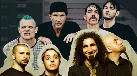 Tributes to Red Hot Chili Peppers + System of a Down - Saturday, Dec 1, 2018 / 8:00pm