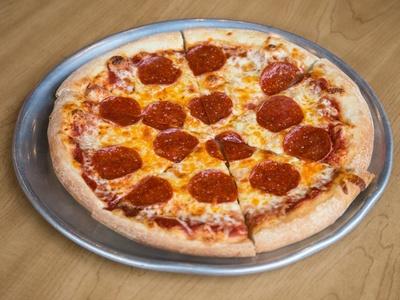 About Salvio's Pizzeria