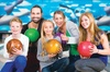 WINNETKA BOWL - Winnetka: $20 For 1 Hour Of Bowling & Shoes For Up To 6 People (Reg. $40)