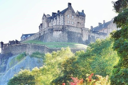 Edinburgh Castle Tour Guide Only SkipTheLine Tickets Available