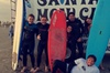 Santa Monica Surf School - Los Angeles: Private Surf Lesson with GoPro Footage