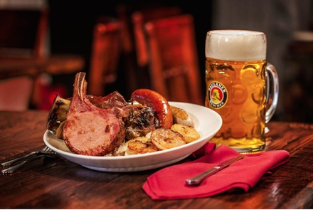 $15 for $30 Worth of German Fare - Voted a