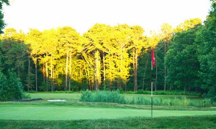 Online Booking - Round of Golf at The Links Golf Club