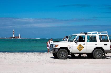 Playas secretas de Fuerteventura en 4x4 Oferta en Groupon