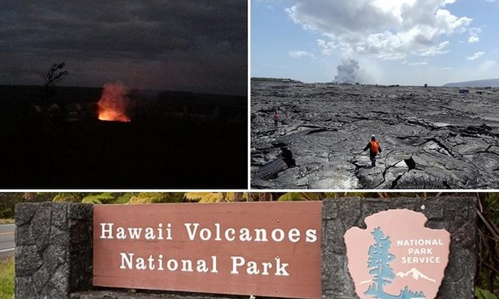 Hawaii Volcanoes National Park Full-Day Tour from Kona