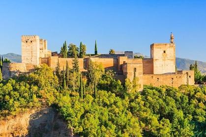 Acceso prioritario a la Alhambra y los jardines del Generalife en Granada