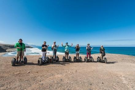 Recorrido de 2 horas en Segway desde Playa de Jandía a Morrojable en Fuerteventura