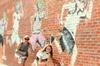 Instagrammable Walls+Mural Walk