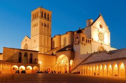 Sconto Tour & Giri Turistici Groupon.it Escursione di un giorno da Roma: Tour privato di Assisi e Orvieto c...