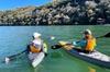 Self-Served Kokopelli Inflatable Kayak Rental Package in Texas