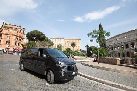 Trasferimento privato all'arrivo: dall'aeroporto di Roma Fiumicino ...
