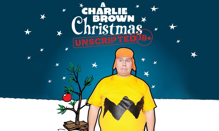 Queensbury Theatre - Westside: A Charlie Brown Christmas: Unscripted at Queensbury Theatre