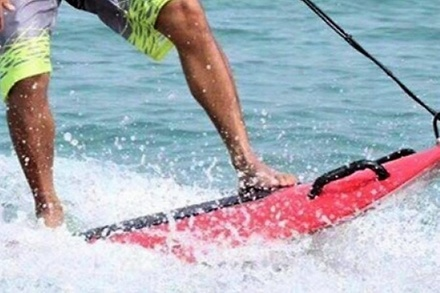 alquilar tablas de surf de alta velocidad en Mallorca