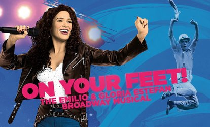 """On Your Feet!"""