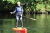Stand Up Paddle Boarding in Aberfeldy