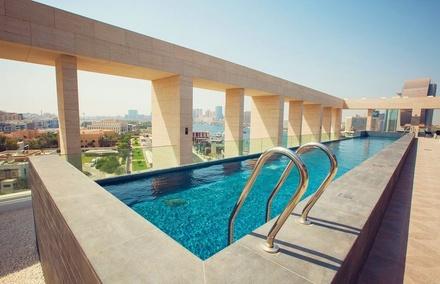✈ UNITED ARAB EMIRATES | Dubai Canopy by Hilton Dubai Al Seef 4* Free upgrade