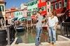 Tour privato con salto alle isole di Mazzorbo, Burano e Murano