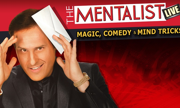 V Theater at the Miracle Mile Shops - The Strip: The Mentalist LIVE at V Theater at the Miracle Mile Shops