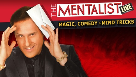 The Mentalist LIVE at V Theater at the Miracle Mile Shops